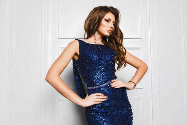 Клубные вечерние платья