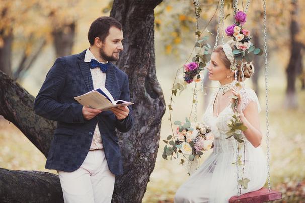 Как провести необычную и интересную тематическую свадьбу?