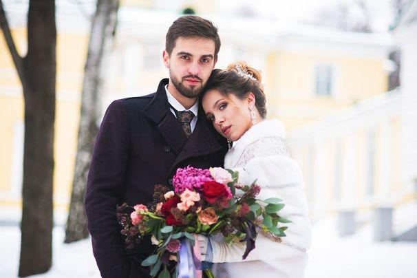 Чарующая красота: свадебные накидки