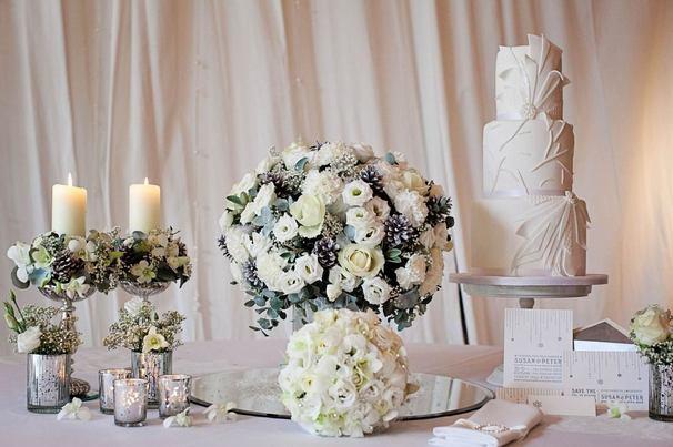 Тренды свадебного декора
