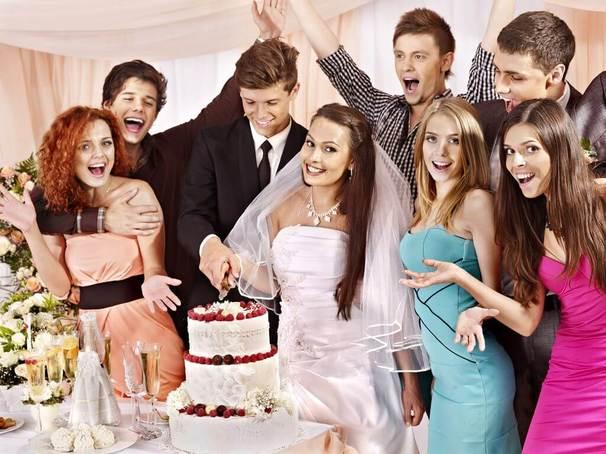 Свадебный этикет для гостей: что – да и что – нет?