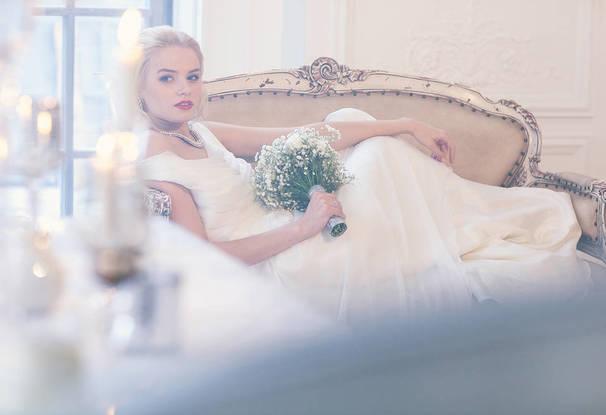Шик и грация: свадебные платья для миниатюрных невест