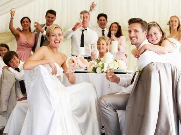 Кого нужно пригласить на свадьбу