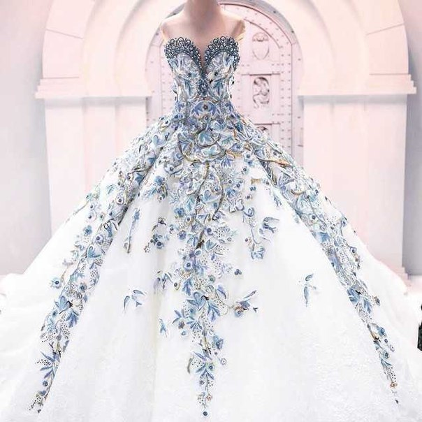 Свадебные платья из регилина - современный привет из прошлого!